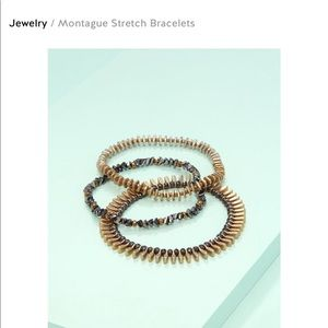 NWT Stella & Dot Montague Bracelets